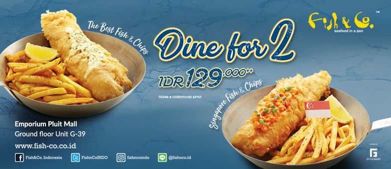 Dine for 2