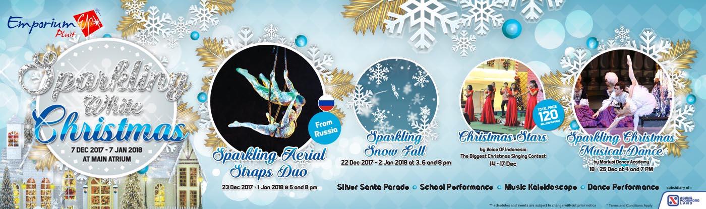 Sparkling White Christmas