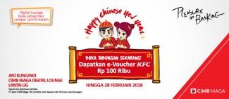 Get Voucher KFC Rp 100.000