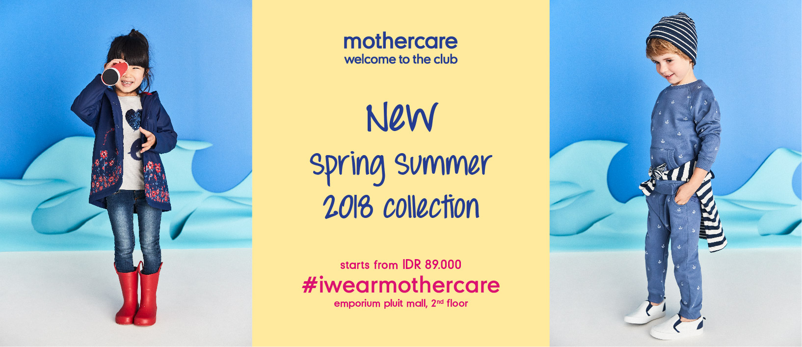 NEW Spring Summer Collection, starts from Rp 89.000!