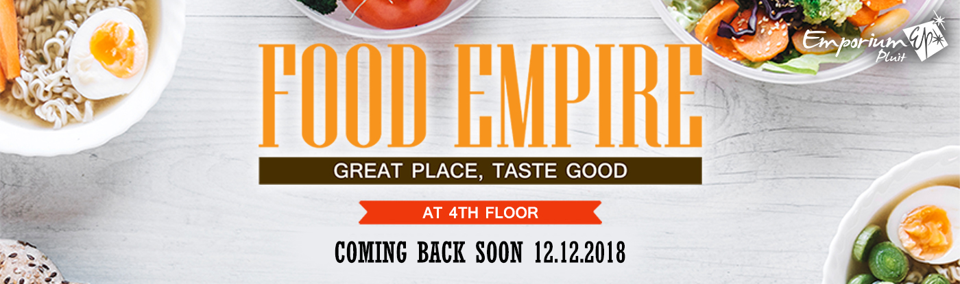 Re-Opening of Food Empire