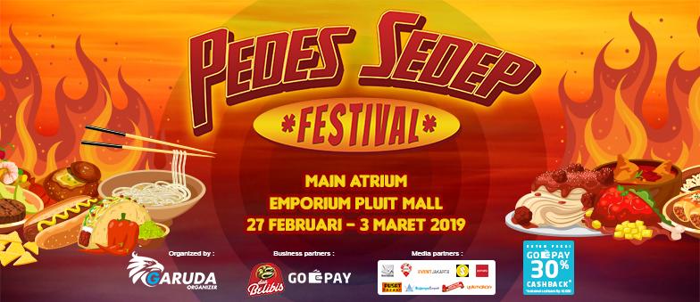 PEDES SEDEP FESTIVAL, 27 Feb - 3 Mar 2019