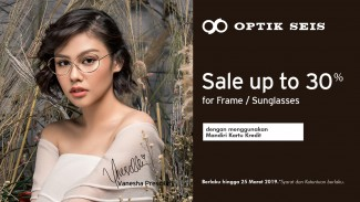 SALE up to 30% for Frame / Sunglasses