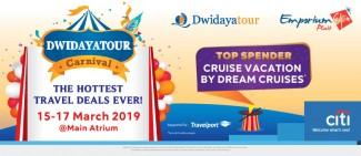 DWIDAYA TOUR CARNIVAL, 15-17 Maret 2019