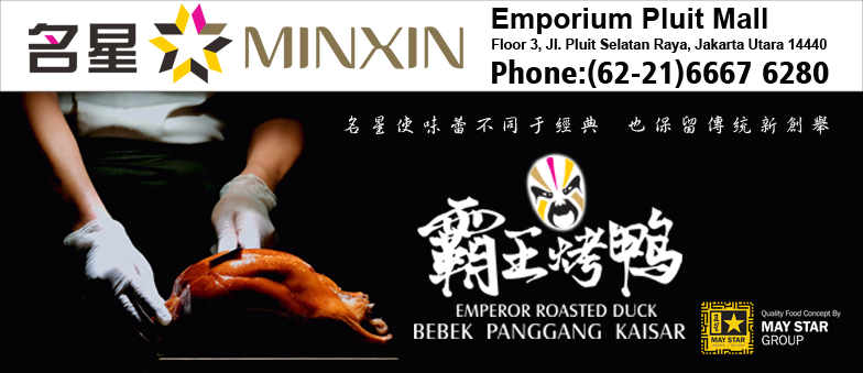 GRAND OPENING MinXin by Maystar on 3rd of June, 2019!