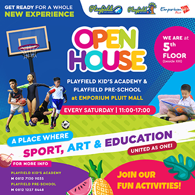 PLAYFIELD OPEN HOUSE