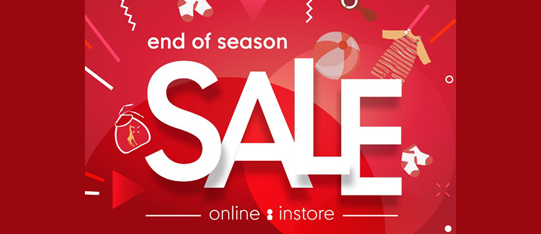 Mothercare - End of Season Sale up to 70% off