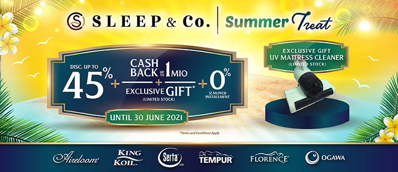 Summer Treat Disc up to 45%